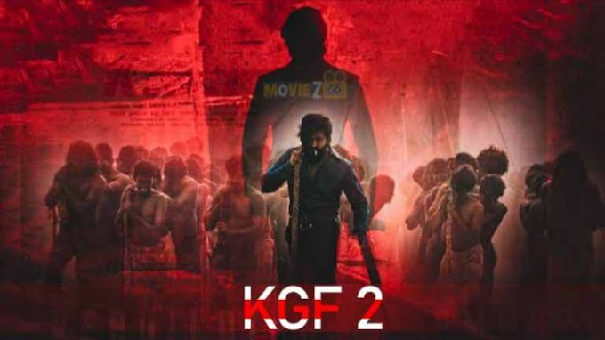 KGF 2 Full HD Movie Download In Hindi Dubbed 720p Tamilrockers