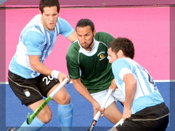 Pakistani shaheen reminiscent of the past clashed over Argentina