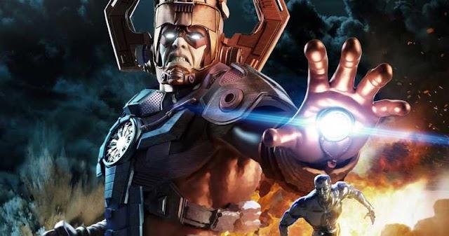 Mengenal Galactus, Karakter di Dunia Marvel Pemakan Planet