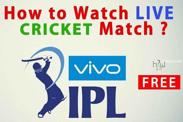 Watch IPL 2020 Live Streaming Online Free - Indian Premier League 2020 - IPL Online | IPL T20 Live Tv App