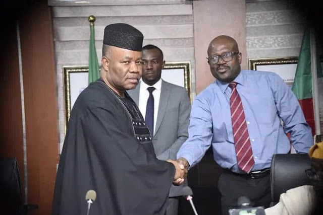 Ordained Pen Robber: Under Lockdown, Akpabio And Nddc Paid N34 Million To Kinsman To Organise Forum In Usa That Never Took Place
