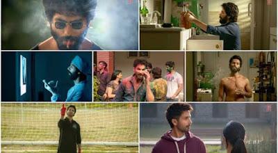 Kabir Singh Movie photos with uptodatedaily