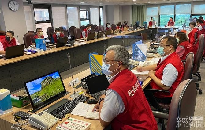 嚴防周末西南氣流豪雨 水災中央災害應變中心今晚間8時開設