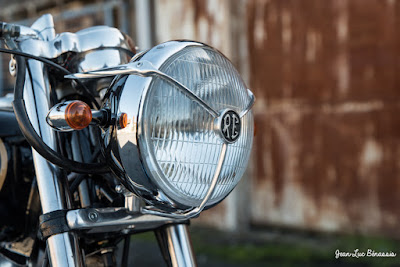 Royal Enfield 500 Custom Light
