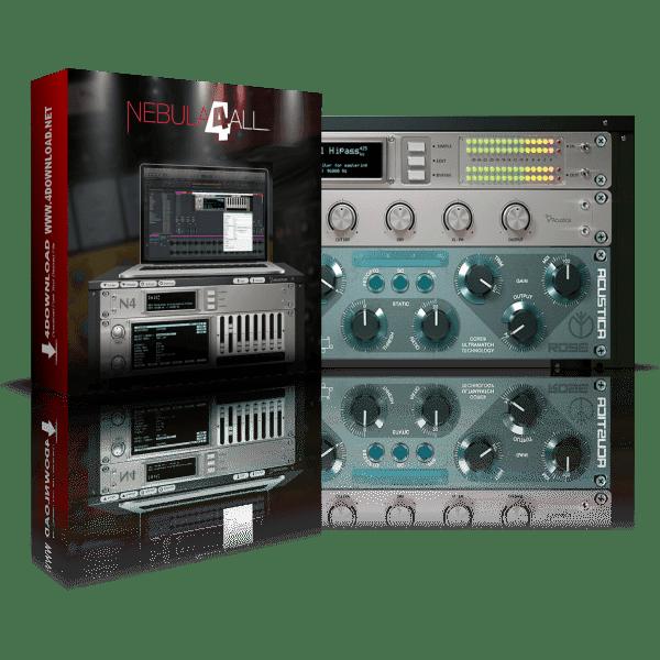Acustica Audio Nebula 4 v2.2.1 Full version