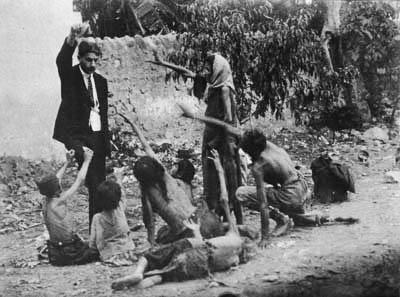 Armenian genocide essay