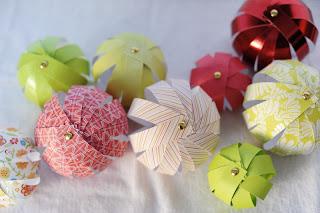 Boule De Noel Cycle 3 Des boules de Noël toutes simples à fabriquer | MA MAITRESSE DE