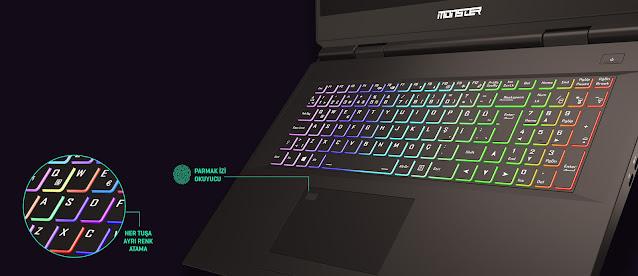 Semruk pc klavye görseli