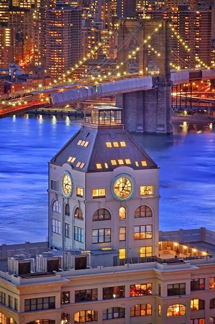 Atico Torre del Reloj Brooklyn
