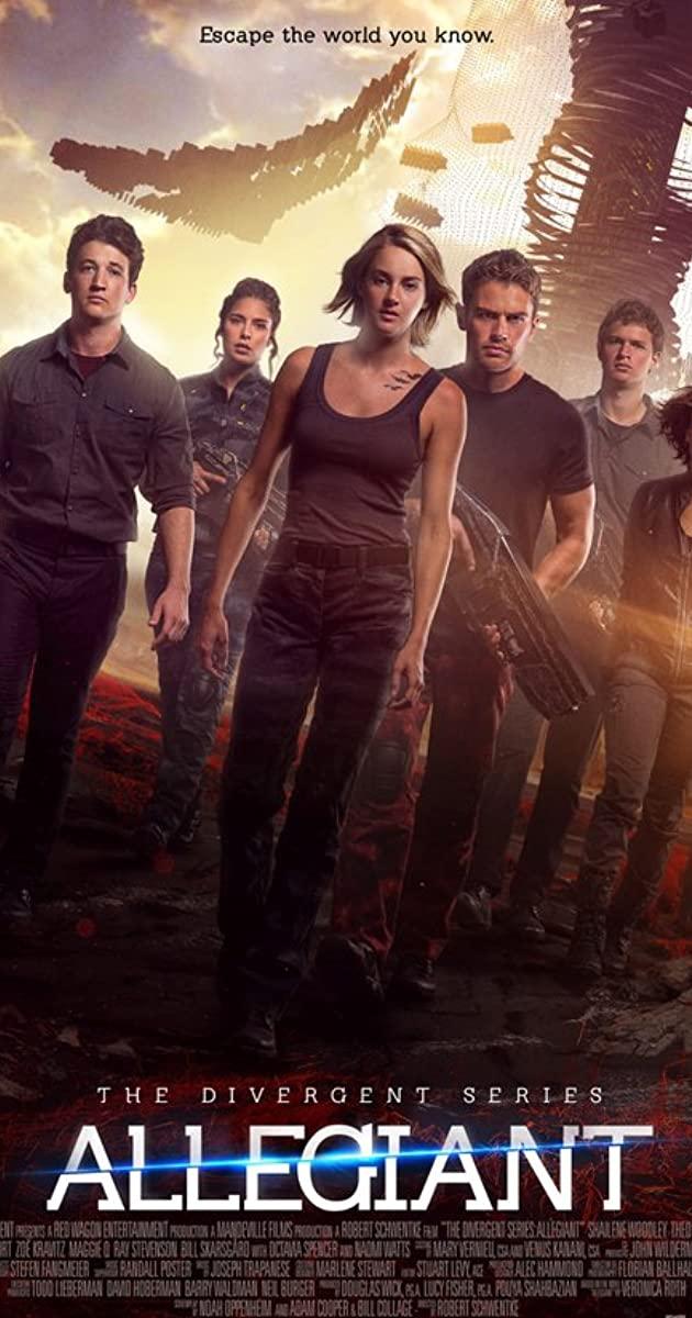 The Divergent Series: Allegiant 2016 Movie Free Download HD