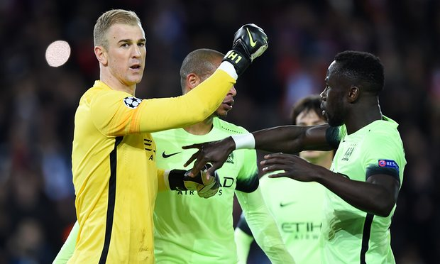 PSG v Manchester City: Champions League quarter-final