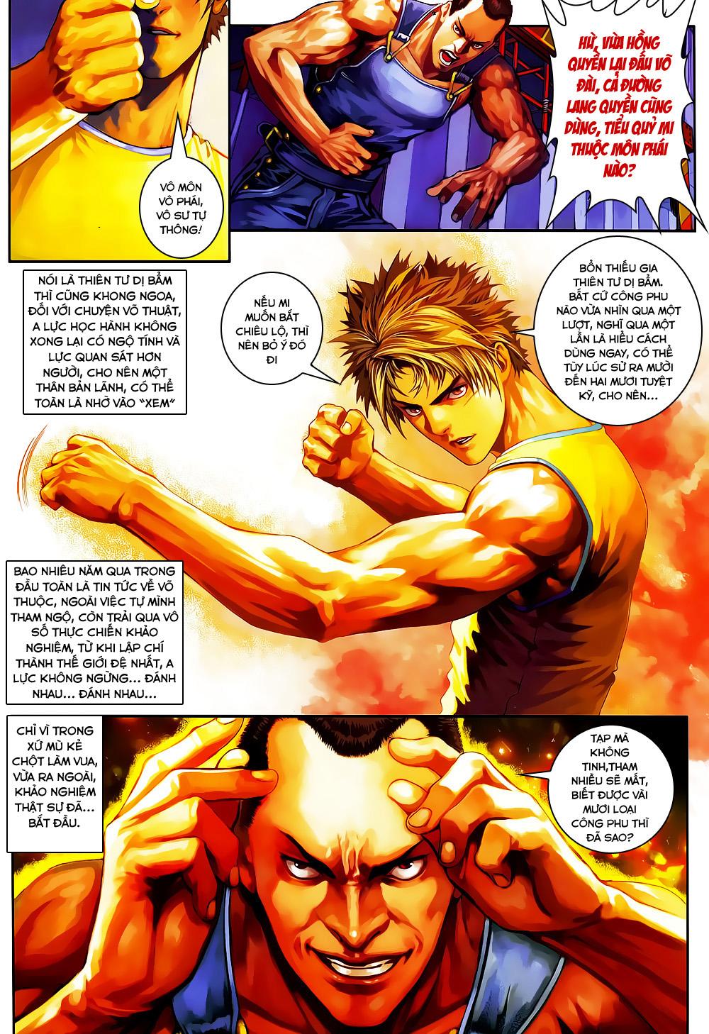 Quyền Đạo chapter 2 trang 17