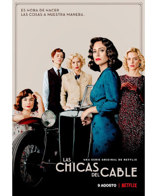 Las Chicas Del Cable (TV Series) S04 Custom HD Spanish 5.1 2DVD