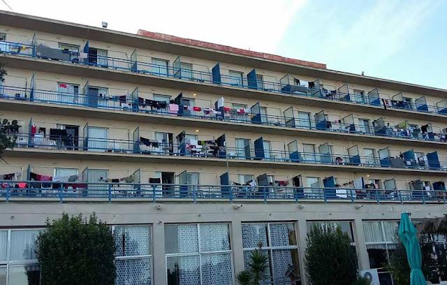 """Τάσος Τόκας: Η  κατάσταση στο ξενοδοχείο """"Γαλαξίας"""" στην Ερμιονίδα χρειάζεται μεγάλη προσοχή"""