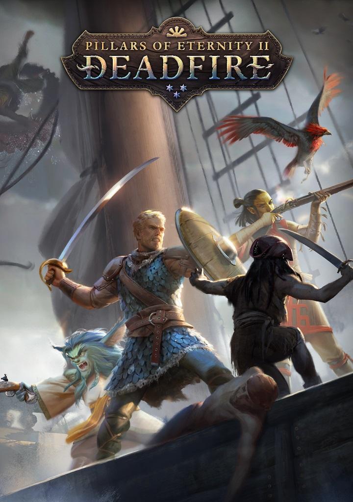THQ Nordic  firman el acuerdo de distribución exclusivo de Pillars of Eternity II: Deadfire