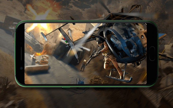 Xiaomi Black Shark Gaming Mode