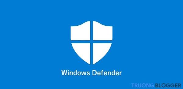 Tắt và kích hoạt lại Windows Defender dễ dàng chỉ với một cú click chuột!