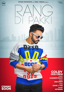 Goldy Desi Crew New Song Rang Di Pakki