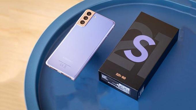 سعر ومواصفات سامسونج Galaxy S21+ 5G