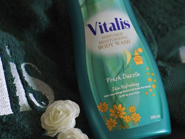 Merasakan Sensasi Mandi Parfum dengan Vitalis Body Wash
