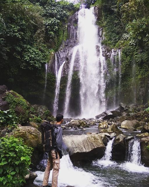 Curup Hot Water Splinter is tourist destination in Bengkulu