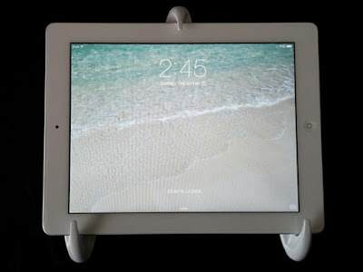 Tablet holder for the techie