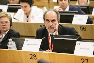 Στις Βρυξέλλες ο Απ. Κατσιφάρας για την 122η Ολομέλειας της Ευρωπαϊκής Επιτροπή των Περ.