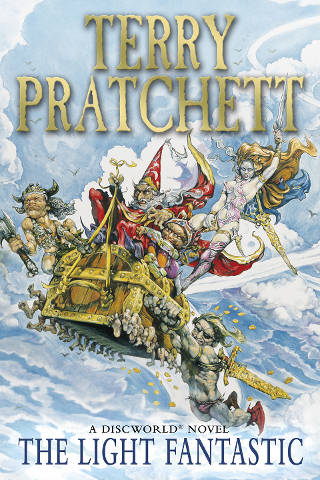 The Light Fantastic PDF  (Discworld #2)