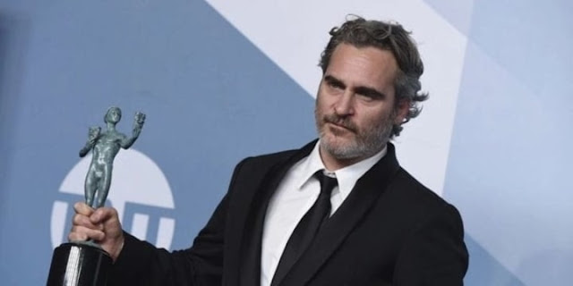Joaquin Phoenix (Joker) 26th Screen Actors Guild Awards