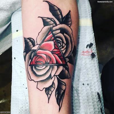 Tatuajes de RosasTatuajes de Rosas