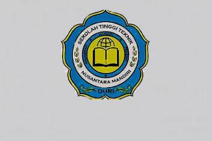 Lowongan Kerja Sekolah Tinggi Teknik Nusantara Mandiri Duri November 2018