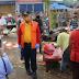 Pemerintah Kota Bekasi mengeluarkan kebijakan terkait Jam Operasional Pasar Tradisional Selama PSBB
