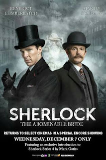 Download Film Sherlock : The Abominable Bride (2016) Subtitle Indonesia