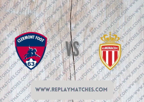 Clermont vs Monaco Highlights 26 September 2021
