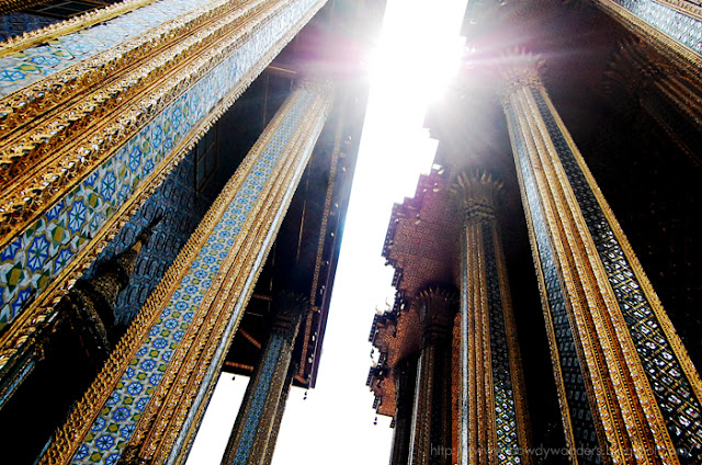 bowdywanders.com Singapore Travel Blog Philippines Photo :: Thailand :: The Grand Palace, Bangkok
