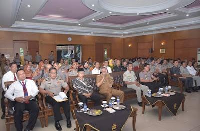 Kapolda Jambi Buka Kegiatan Musda Ke-IV KBPP Polri Tahun 2019