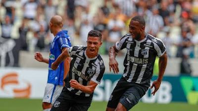 Ceará, CSA, Castelão, Ricardo Bueno (Foto: JL Rosa )
