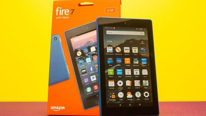 Sorteio Do Tablet Fire 7 de 16 GB! PARTICIPE!!