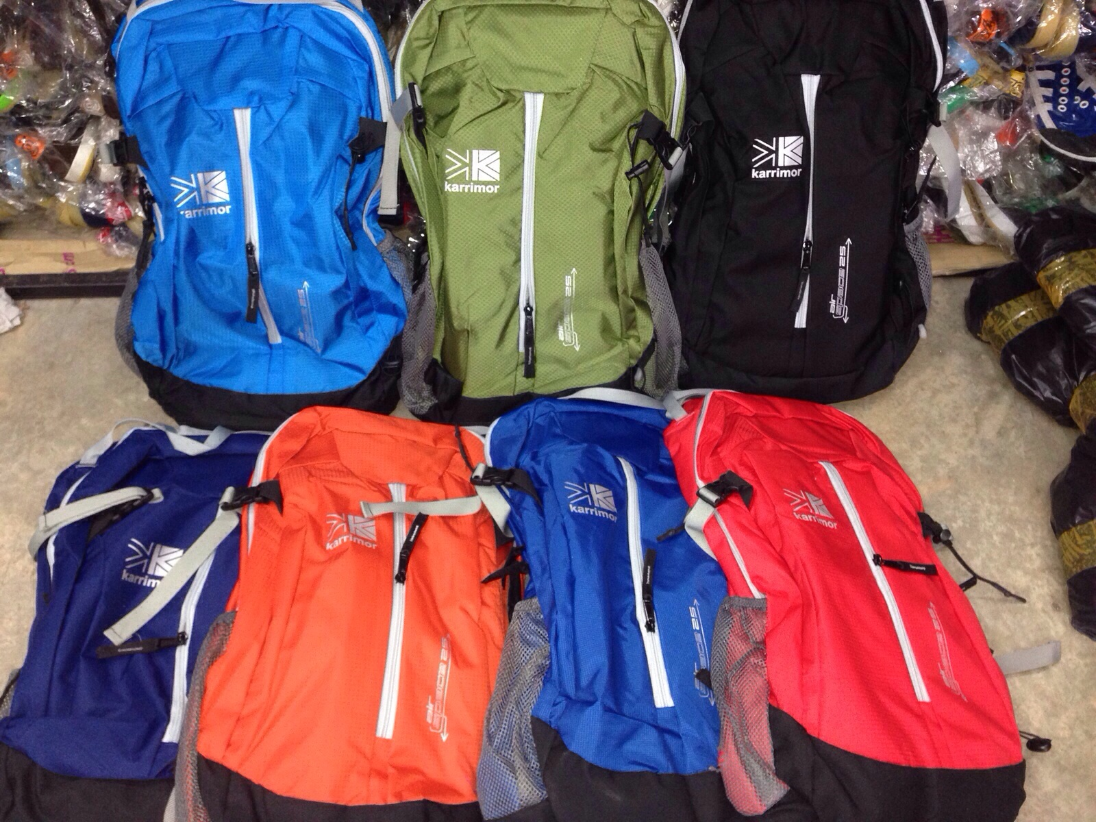 Beg Deuter Vietnam Karrimor Backpacks Karrimor Airspace