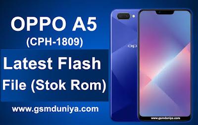 Oppo-A5_CPH1809