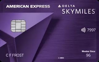 Delta SkyMiles Reserve American Express Card (80,000 Bonus Miles + 20,000 MQMs)