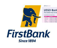 How To Transfer Money From Your First Bank Account, Check Your First Bank Account Balance, Etc Using Phone USSD Codes.