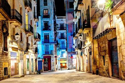 """Barcelona, Realismo sucio, """"Justo"""", Premio Dashiell Hammett"""