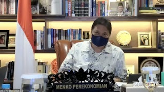 Pemerintah Memperketat Penerapan PPKM Mikro di luar Jawa dan Bali.
