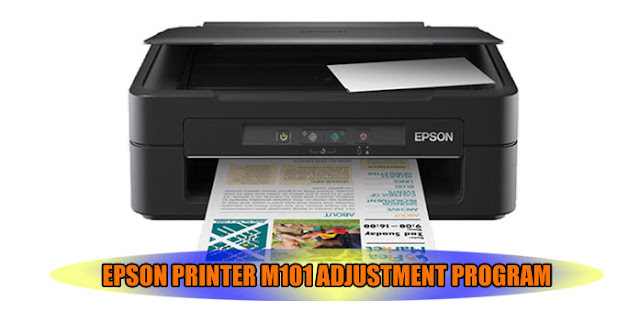 EPSON M101 PRINTER ADJUSTMENT PROGRAM