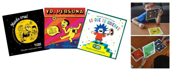 los mejores libros informativos para niños, libros conocimientos filosofía