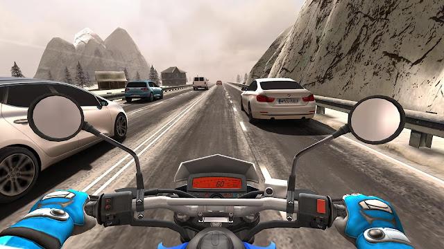 traffic rider hile apk indir
