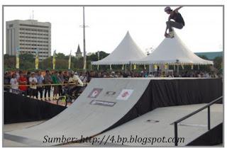 Sejarah Skateboard Lengkap