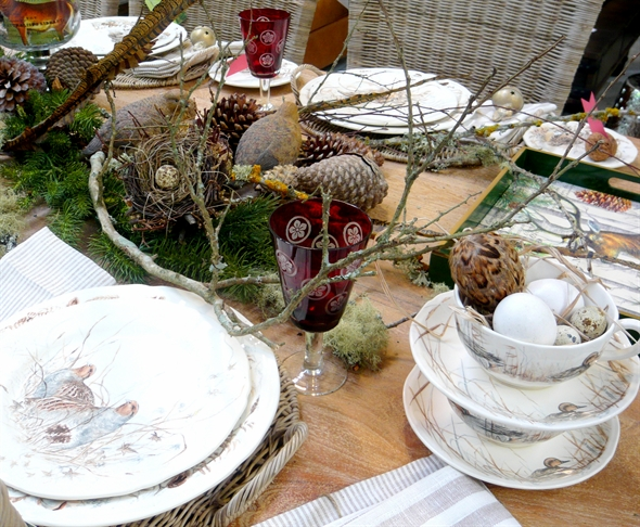 A World Of Inspiration: A Rustic Christmas