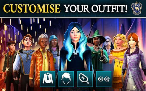 Harry Potter Hogwarts Mystery for Android MOD APK
